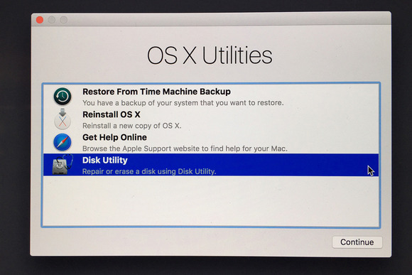 Mac OS X Utilities